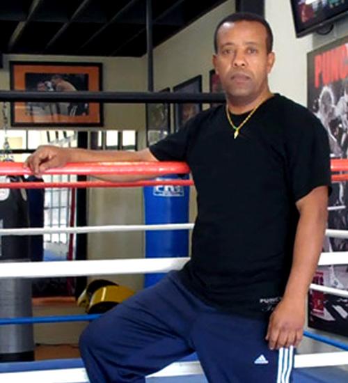 Seb Boxing - Seb Bio & Testimonials